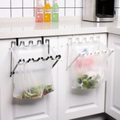 Kitchen Trash Bags Commercial Faucet 铁艺橱柜门背式可折叠厨房垃圾袋挂架黑色 图片价格品牌报价 京东 厨房垃圾袋