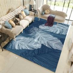 Navy Blue Kitchen Rugs Amish Island 3d打印北欧现代几何客厅茶几垫沙发卧室床边毯飘窗家用长方形可定制做图案 3d打印北欧现代几何客厅茶几垫沙发卧室床边毯飘窗家用