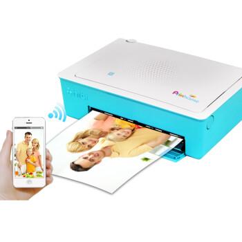 呈妍熱升華打印機Prinhome無線手機照片打印機家用 無線相片打印機 便攜式證件照打印機 官方標配【圖片 價格 ...