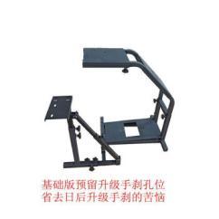 Distressed Kitchen Chairs Hardware 赛车游戏方向盘座椅支架游戏方向盘支架灰色升级款更重更稳 图片价格品牌