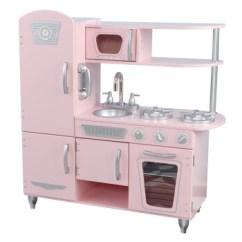 Kid Craft Kitchen Island Carts 美国kidkraft儿童过家家仿真厨房玩具橱柜情景玩具女孩生日礼物玩具橱柜 美国kidkraft儿童过家家仿真厨房玩具橱柜情景玩具女孩生日礼物玩具