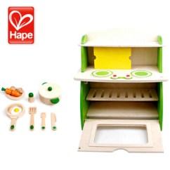 Hape Kitchen Stainless Steel Cart With Drawers 德国hape小厨房套装 过家家玩具儿童宝宝益智智力多配件 美食家角色扮演 2岁3岁4岁礼物【图片 价格 品牌 报价】-京东