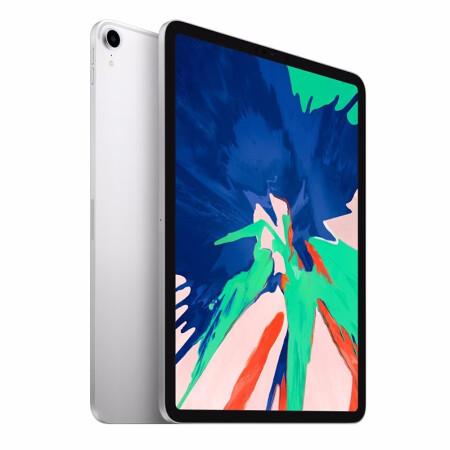 蘋果(Apple)2018年新款 iPad Pro 平板電腦全面屏 日/美/港版隨機發 12.9英寸 銀色 256G-WLAN版 官方標配【圖片 價格 品牌 報價】-京東