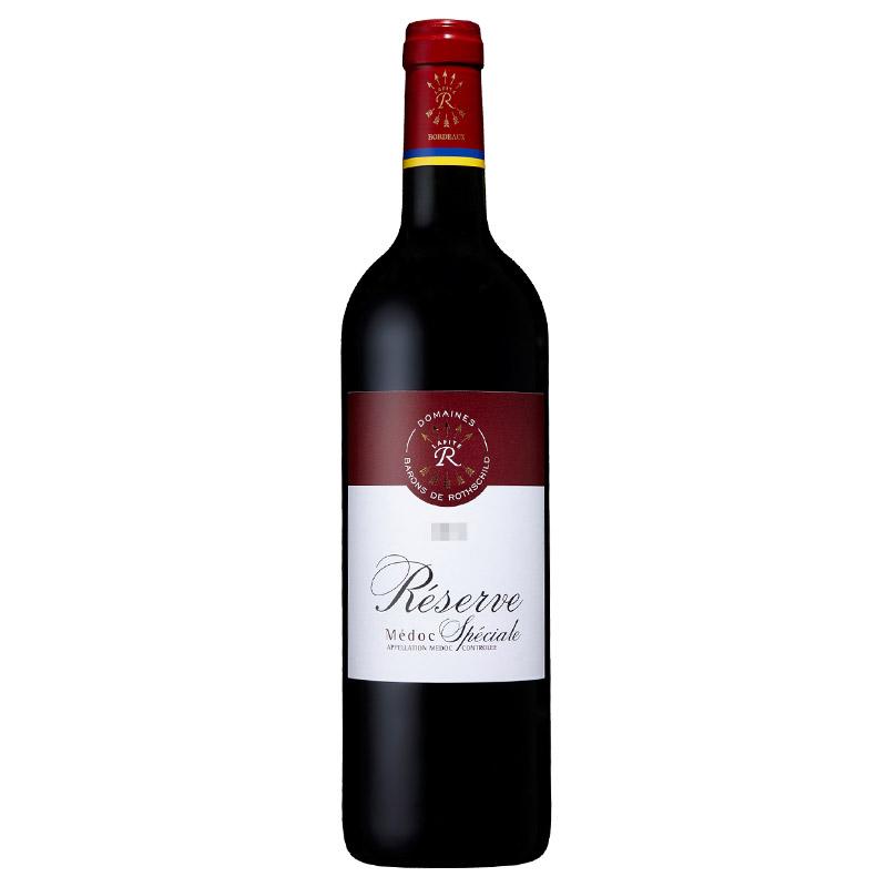 拉菲(LAFITE)羅斯柴爾德 珍藏梅多克干紅葡萄酒 750ml 單瓶裝 法國進口紅酒(DBR)_拉菲(LAFITE)