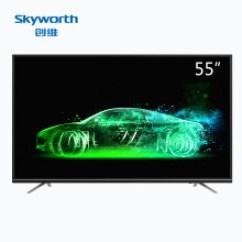 Smart Tv Kitchen Outdoor Kitchens Houston 平板电视大家电家用电器 行情价格评价图片 京东 创维 Skyworth 55m9