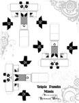 Paper Pandas Template by reverendwyrm on DeviantArt