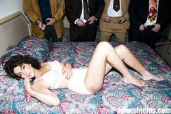 Lindsay Lohan as Linda Lovelace for the film Inferno - Hot Celebs Home