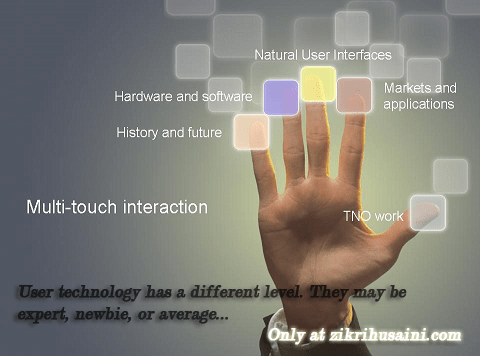 working with technology, technology, touch pad, touch technology