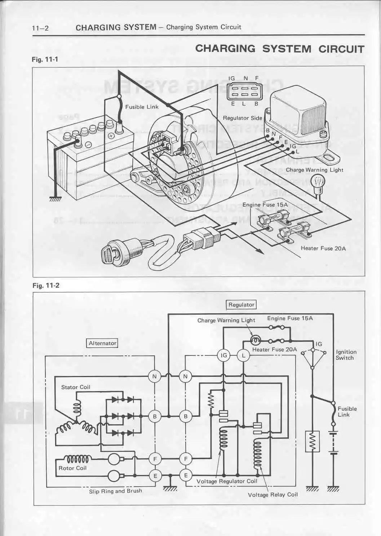 gm alternator wiring diagram external regulator msd 6a chevy hei toyota voltage get