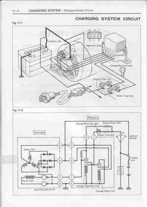 RA60 21RC wiring diagram  Voltage Regulator