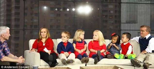 noticias los 7 enanitos de la vida real