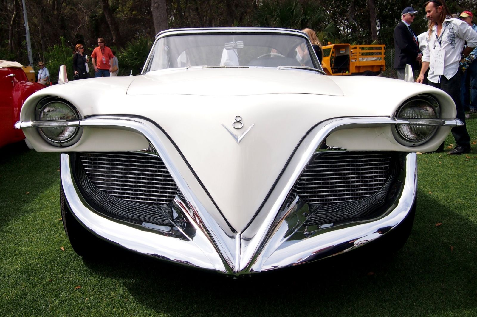 "Cadillac ""die Valkyrie"" By Brooks Stevens  Only Cars And Cars"