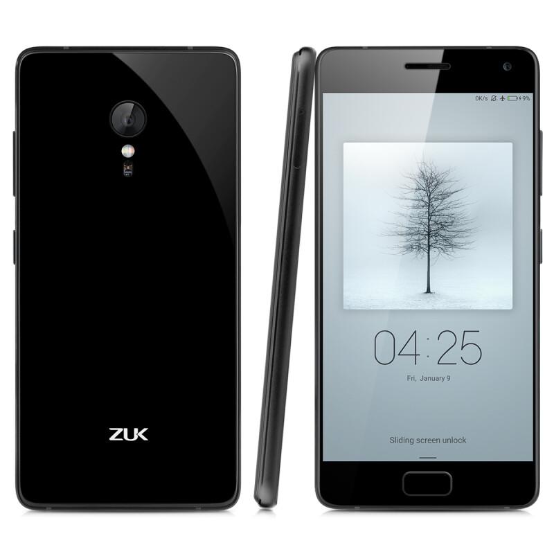 "Lenovo ZUK Z2 Pro 5.2 ""FHD разблокирована 4G смартфон Android 6.0 Quad Core 6GB RAM 128GB ROM 3100mAh 13 Мпикс Тип-C Мобильный телефон EU"
