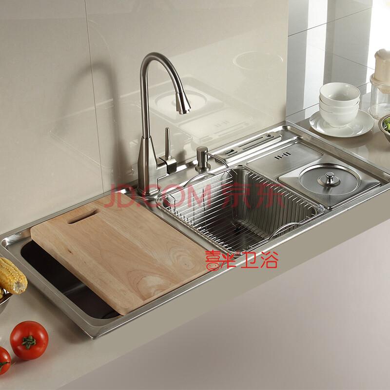 copper kitchen sinks high table sets 洗碗盆龙头牌子品质好 新款好用
