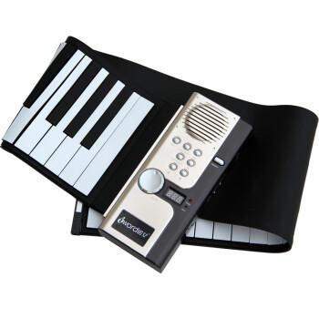 iword諾艾61鍵S2028 手卷鋼琴 電子琴 國際標準音音色 延音踏板功能 金色【圖片 價格 品牌 報價】-京東