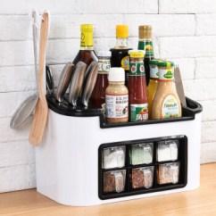 Kitchen Goods Store Farm Style Table 创意家居厨房用品用具小百货店家庭日用品生活居家用日常小东西白色 图片 图片价格品牌报价 京东