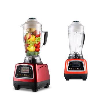 red kitchen aid mixer retro light fixtures 顶厨 cheftronic 多功能破壁机料理机商用大容量4l沙冰机大功率搅拌机辅食 多功能破壁机料理机商用大容量4l