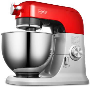 red kitchen aid mixer remodel tucson 北美电器 aca asm dc810厨师机多功能和面打蛋搅拌机铸铝机身料理机asm dc810厨师机多功能和面打蛋