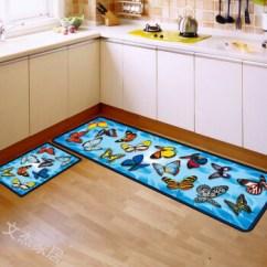 Kitchen Carpet Sets Aid Cooktop 厨房地毯满铺长条吸水防油可机洗防滑垫家用飘窗卧室床边地垫耐脏蝴落谁家 厨房地毯满铺长条吸水防油可机洗防滑垫家用飘