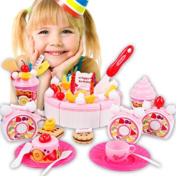 kid kitchens kitchen bridal shower invitations 儿童过家家生日蛋糕玩具小孩仿真厨房水果切切乐小女孩玩具礼物女生玩具 儿童过家家生日蛋糕玩具小孩仿真厨房水果切切乐小女孩玩具