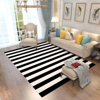 2x3 kitchen rug cabinets for 卡诗悦地毯ins地毯客厅茶几毯沙发北欧风格现代简约几何房间黑色短毛地垫 卡诗悦地毯ins地毯客厅茶几毯沙发北欧风格现代简约几何房间黑色
