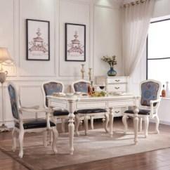 Kitchen Dinettes Wooden Bench For Table A家家具美式餐桌大理石方桌餐桌椅组合实木桌脚欧式饭桌厨房桌子简约 A家家具美式餐桌大理石方桌餐桌椅组合实木桌脚欧式饭桌