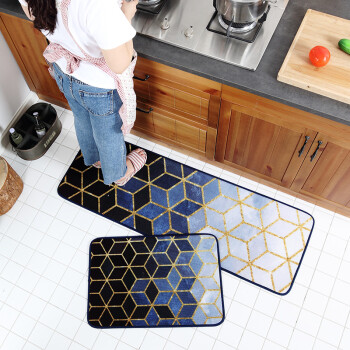 kitchen floor mats makeovers 惠多新北欧风厨房地垫 惠多 huiduo 新北欧风厨房地垫简约长条飘窗地垫 新北欧风厨房地垫简约长条飘窗