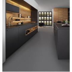 Slate Kitchen Faucet Update Cabinets 厨房橱柜定做整体开放式不锈钢石英石实木岩板台面厨柜装修定制黑色 图片 图片价格品牌报价 京东