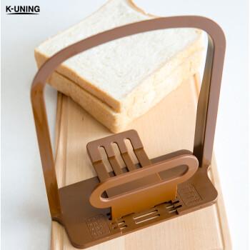 kitchen bakers rack hgtv remodels k uning 日本进口厨房用品切面包器吐司切片器切割分片架烘焙工具独立装 日本进口厨房用品切面包器吐司切片器切割分
