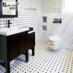 Bath And Kitchen Drop Ceiling Lighting 家思湾北欧陶瓷马赛克墙砖北风格黑白色瓷砖欧式卫生间浴室厨房地铁砖白色 家思湾北欧陶瓷马赛克墙砖北风格黑白色瓷砖欧式卫生间浴室