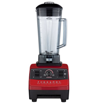 red kitchen aid mixer brick backsplash 技龙 jilong ba 818多功能养生破壁料理机搅拌机商用榨汁机红色 图片 818多功能养生破壁料理机搅拌机