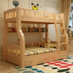Kitchen Drawer Slides Full Circle Brush 素红家居包安装高低床上下床实木松木床1 2 1 5米双层滑梯床卧室家具双人 5米