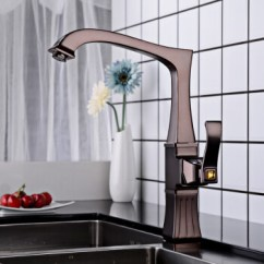 Gold Kitchen Faucet Frosted Glass Cabinet Doors 维名达卫浴欧式仿古龙头冷热全铜厨房龙头洗菜盆玫瑰金色水龙头872咖啡金 维名达卫浴欧式仿古龙头冷热全铜厨房龙头洗菜盆
