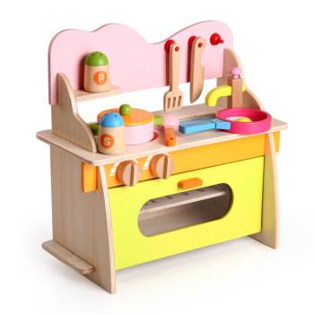 wood kitchen set faucet black 木制厨房套装灶台玩具木制过家家切切儿童做饭小厨房煤气灶玩具 图片价格 木制厨房套装灶台玩具木制过家家切切儿童做饭