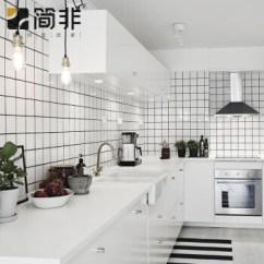 Gray Subway Tile Kitchen Aid Sale 简非地铁砖北欧白色墙砖厨房卫生间面包砖浴室小白砖300 300 600全白 简非地铁砖北欧白色墙砖厨房卫生间面包砖浴室小白砖