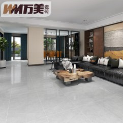 Marble Kitchen Floor Modular Wall Cabinets 万美通体大理石瓷砖客厅卧室厨房地板砖电视背景墙闪电纹系列浅灰色 万美