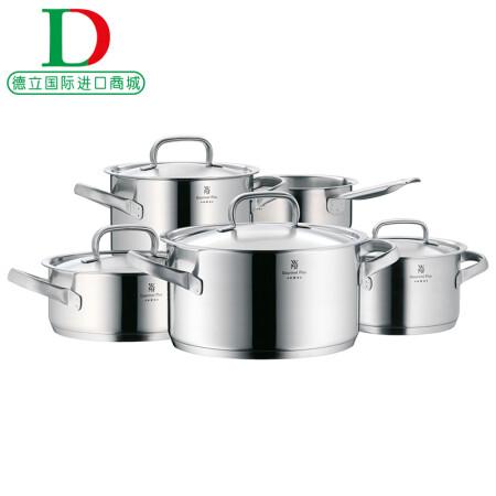 bosch kitchen set iskand 博世 德国原装进口福腾宝 wmf 厨具锅具刀具18 10医用不锈钢榨汁 厨具锅具