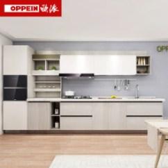 Kitchen Cabinates Sink Prices 厨柜 价格 图片 品牌 怎么样 京东商城 欧派 Oppein 橱柜整体橱柜定做现代简约厨房装修厨柜定制