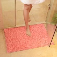 pink kitchen rug bosch 粉红色地毯 价格 图片 品牌 怎么样 京东商城 洛楚家居雪尼尔地垫卧室厨房客厅地毯超纤浴室进门 粉红色