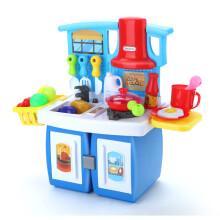 kids kitchen toys plastic cabinets 儿童厨房玩具 价格 图片 品牌 怎么样 京东商城 贝恩施 beiens 早教益智玩具儿童仿真过家家百变