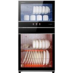 Kitchen Pantry Cabinets Freestanding Displays 不锈钢消毒碗柜 价格 图片 品牌 怎么样 京东商城 康宝 Canbo 消毒柜家用立式迷你小型商用双门不锈钢