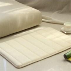 Memory Foam Kitchen Mats Corner Table With Storage Bench 记忆绵地垫 价格 图片 品牌 怎么样 京东商城 易家宜慢回弹记忆海绵珊瑚绒地毯吸水防滑垫子厨房卫生间
