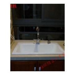 Single Bowl Cast Iron Kitchen Sink Red Knife Block Set 铸铁水槽 价格 图片 品牌 怎么样 京东商城 水槽款式铸铁水槽单槽台上台下瓷水槽厨房阳台洗衣服