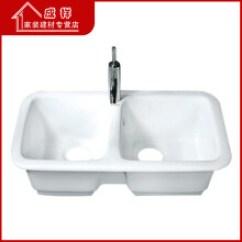 36 Inch Kitchen Sink Contemporary Faucet 厨房陶瓷水槽 价格 图片 品牌 怎么样 京东商城 成祥家装新款厨房陶瓷74cm水槽洗菜盆不易粘油asp7901不