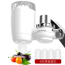 kitchen filter refurbish cabinets 厨房家用过滤器 价格 图片 品牌 怎么样 京东商城 九阳 joyoung jyw t03 1机4芯套装净水器