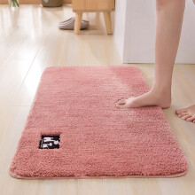 pink kitchen rug dining 粉红色地毯 价格 图片 品牌 怎么样 京东商城 共7500件粉红色地毯 夏浪微棉地垫浴室防滑垫卫浴门垫脚垫家用入户