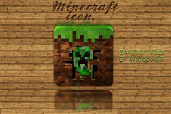 Minecraft 64x64 Server Icon - Exploring Mars