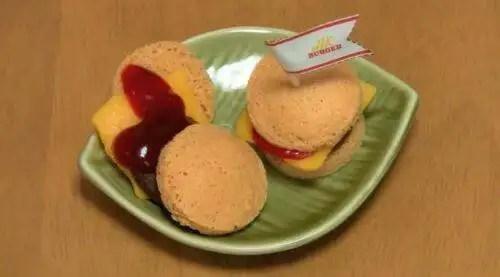 hamburguesapolvo40 - Mini Hamburguesas en polvo un invento asiático