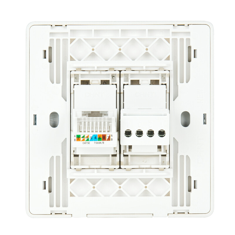 Chint (CHNT) switch socket panel phone computer socket