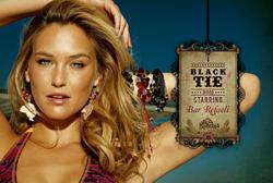 Bar Refaeli in ad campaign for Agua Bendita 2011 swimwear line - Hot Celebs Home